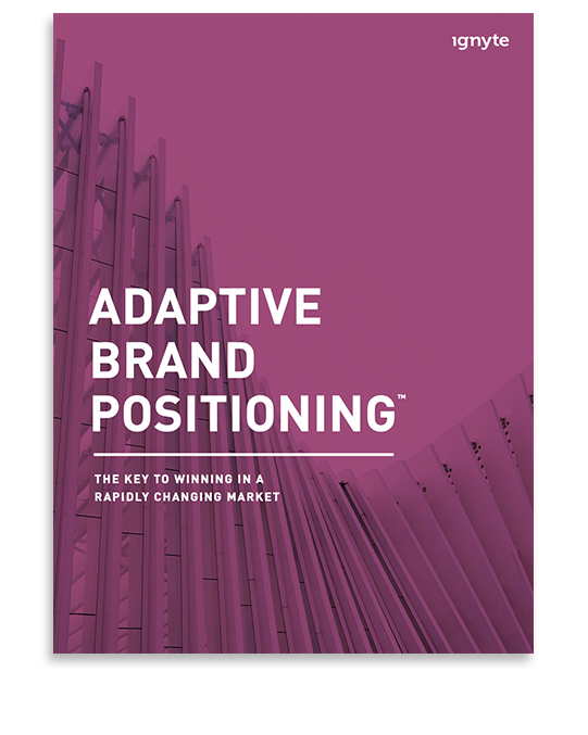 Adaptive Brand Positioning Guide by Ignyte